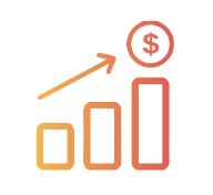 graphic of driving revenue
